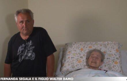 La Signora Fernanda Segala racconta l'incidente stradale in cui è rimasta coinvolta