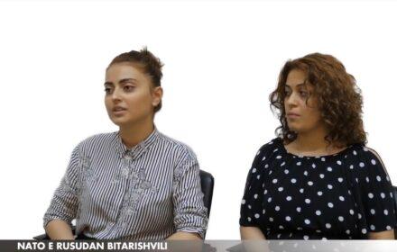 Nato e Rusudan Bitarishvili raccontano la morte della madre Nona