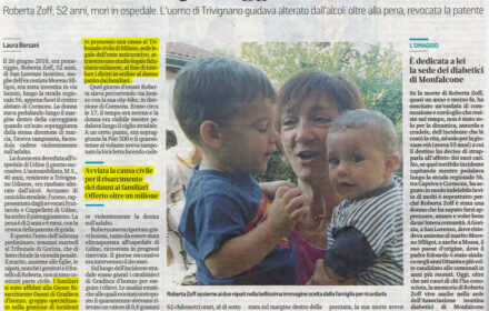 Incidente mortale Gorizia: risarcimento ciclista