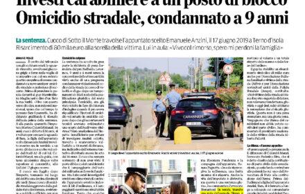 Incidente stradale mortale Bergamo